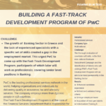 Building a Fast-Track Development Program of PwC | Owiwi case study